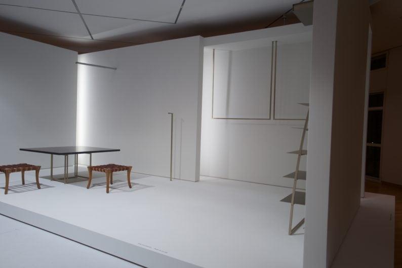 Museum für Angewandte Kunst - Jil Sander - Boutiquenentwurf