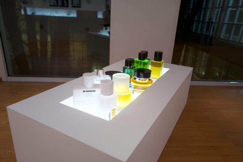 Museum für Angewandte Kunst - Jil Sander - Parfums