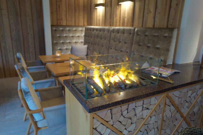 Hotel Eggerswirt - im Spa-Restaurant