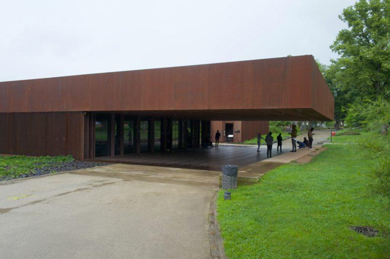Rodez - Museum Soulages