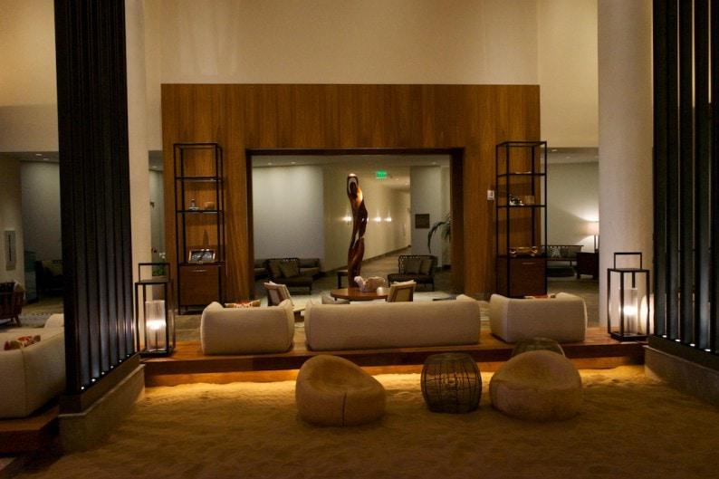 Maui- Wailea - Hyatt Andaz Lounge