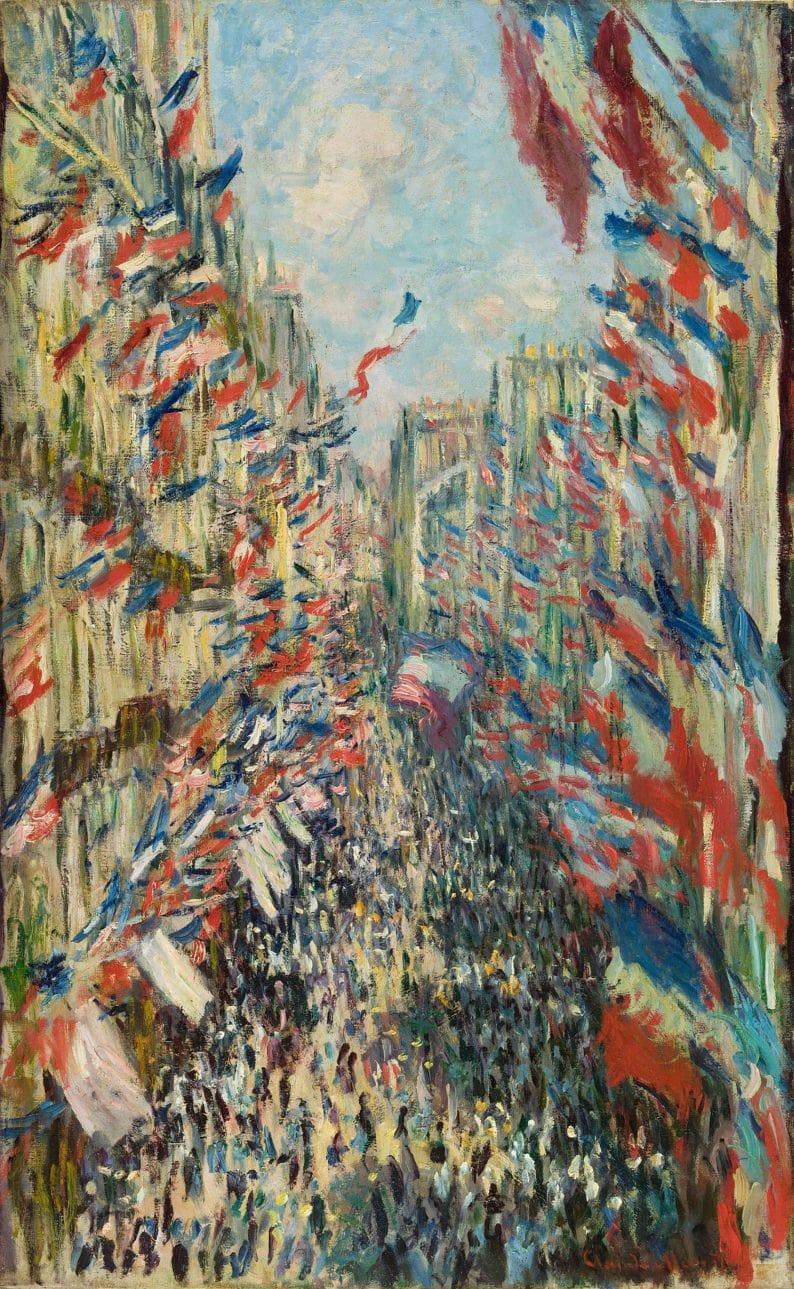 Monet Claude (dit), Monet Claude-Oscar (1840-1926). Paris, musée d