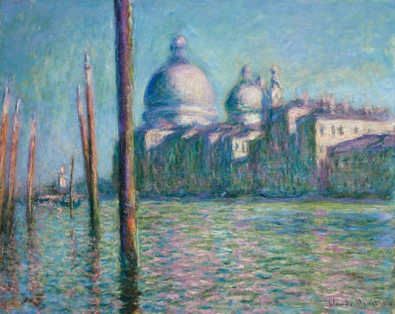 Le Grand Canal, 1908