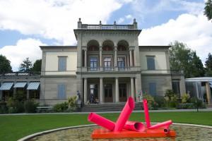 Ausstellung Sommer 2014 : Gastspiel Schweizer Künstler