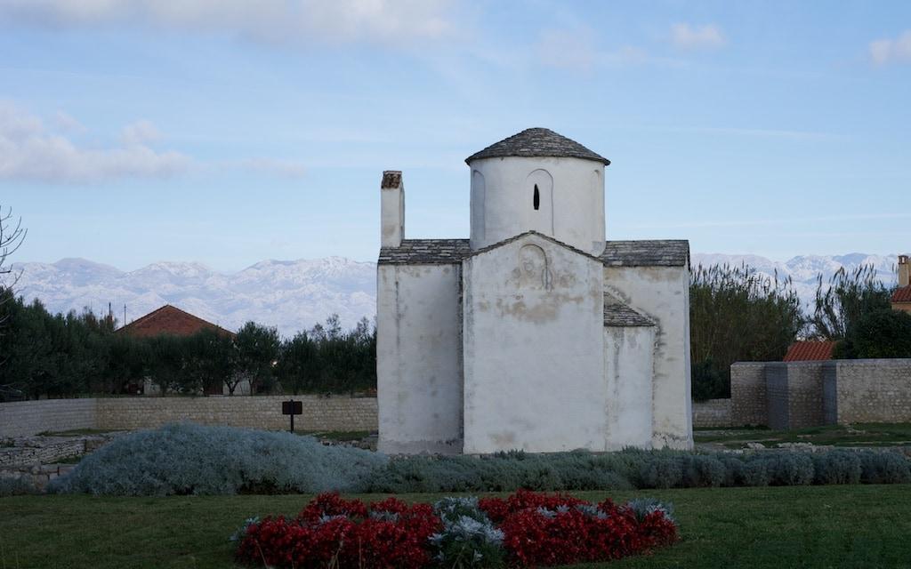 Schon im frühen Mittelalter war Nin ein Bischofssitz