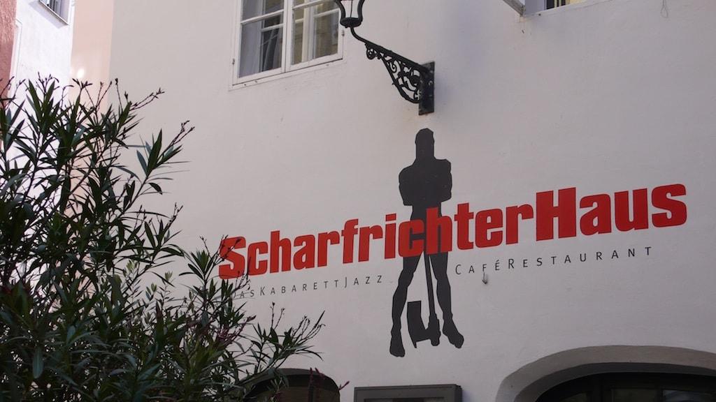Das Scharfrichterhaus in der Altstadt von Passau