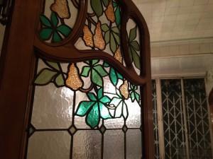 Das Restaurant wurde 1872 geöffnet und noch heute kann man den herrlichen Jugendstil bewundern.