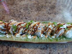 Im Restaurant Sei Mi sollte man die Tuna Roll essen