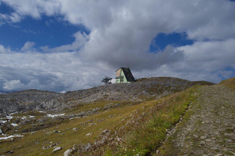 Rüfikopf - Bergstation (1)