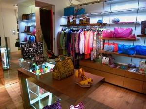 In der Boutique Kraler können viele Modewünsche erfüllt werden.