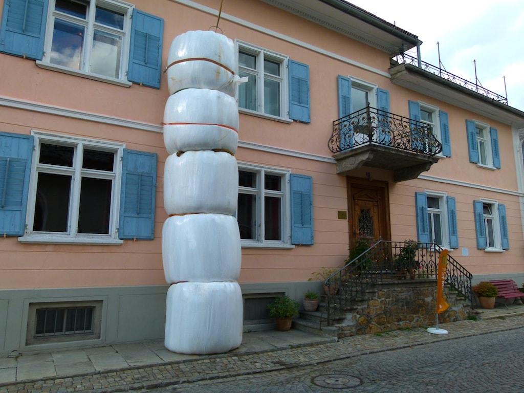 die Villa Flor während der Art Masters 2012