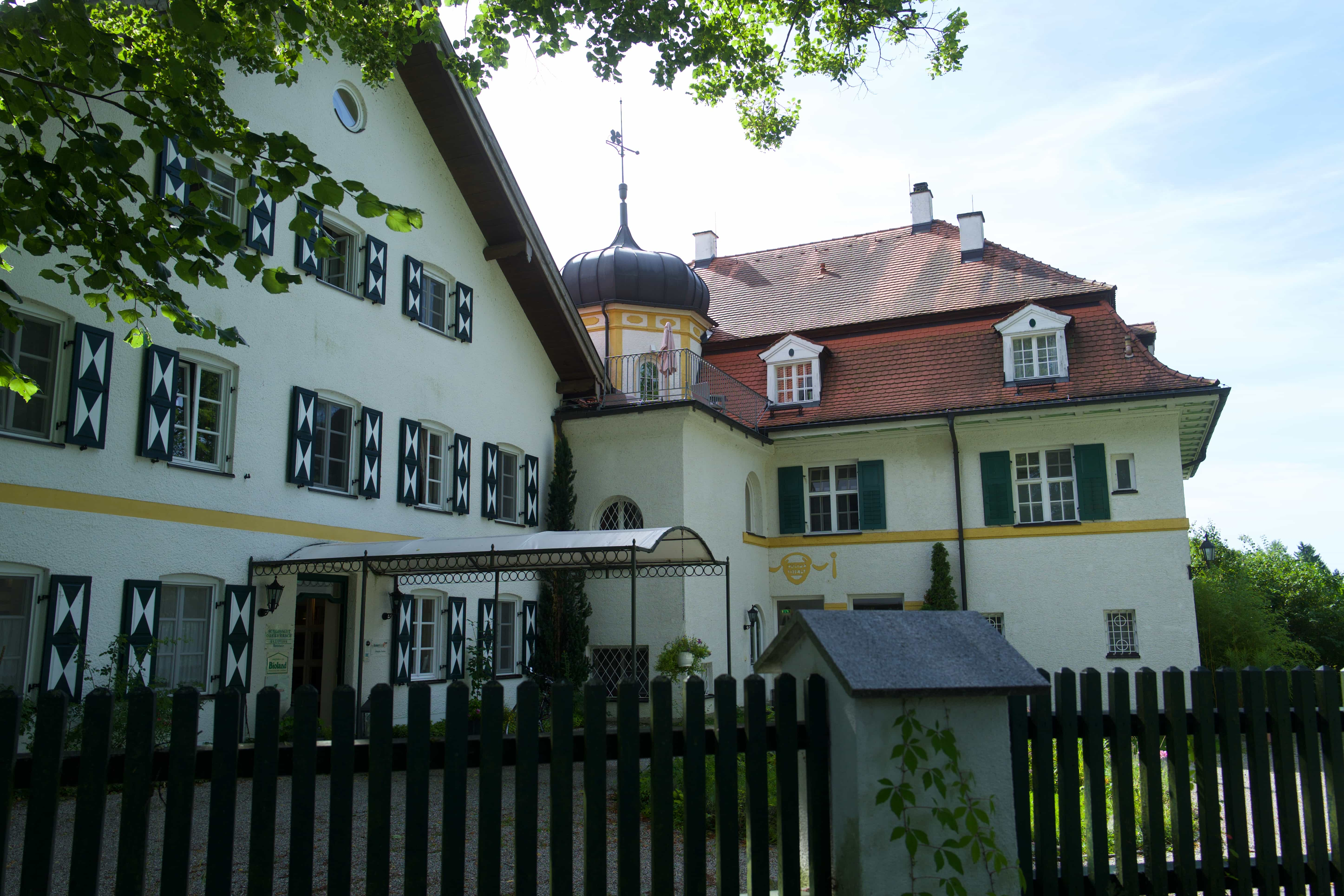 Schlo Ef Bf Bd Oberambach Hotel Starnberger See