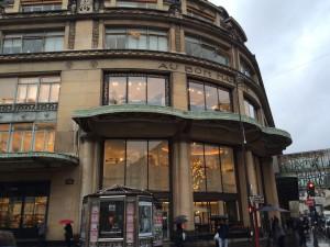 Das chice Kaufhaus Le bon Marché