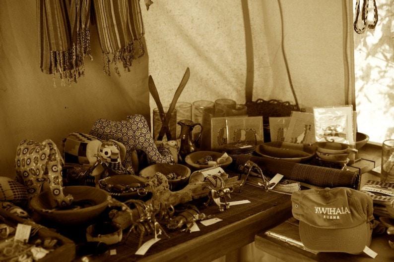 Tanzania - Ruaha NP - Kwihala Camp- Boutique