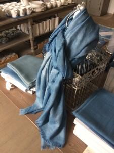 Cashmere - Schal in der Boutique Terre de Pastel