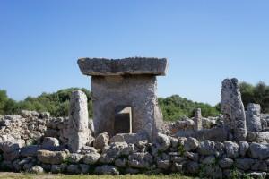 Eine talayotische Siedlung am Stadtrand von Mahon ist Trepucó.