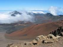 Das ist die faszinierende Kraterlandschaft des Haleakala