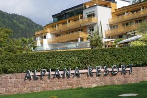 Das ist das neue Alpiana Resort in Vollen.