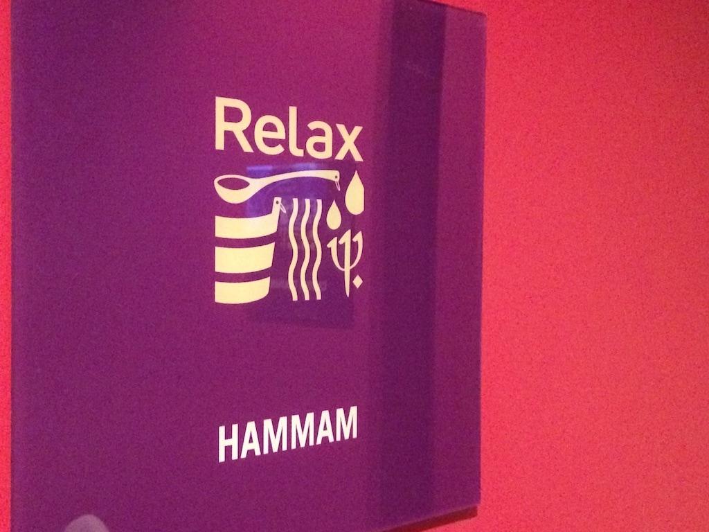 Ein Hammam gehört zum Wellness
