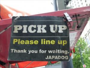 Japadog ist sehr beliebt in Vancouver