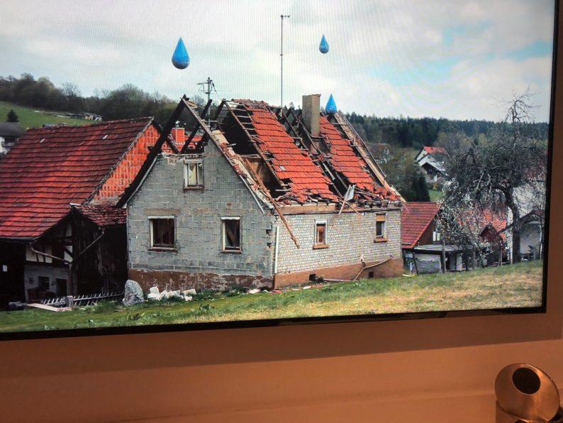 Michael Sailstorfer - Tränen 2016
