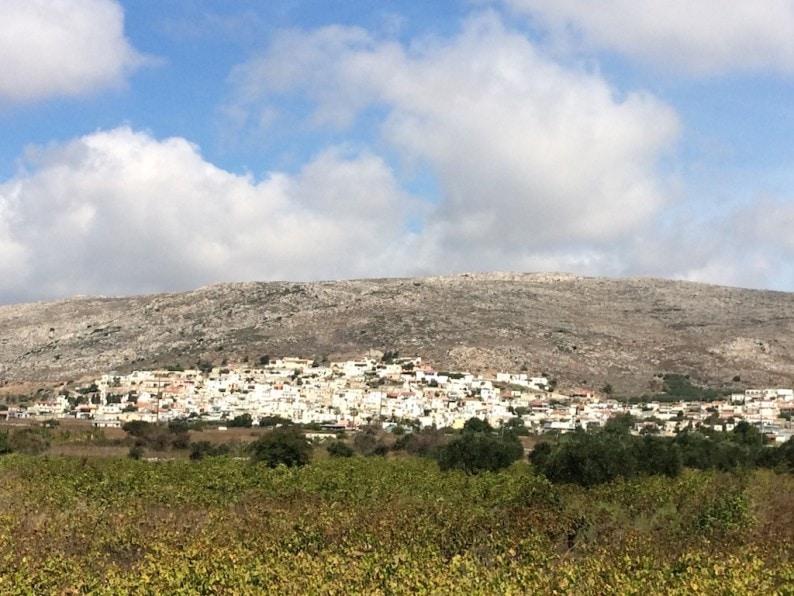 ein Dorf im Osten