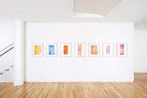 Sidney Biennale Sketches 2015 - Aquarelle